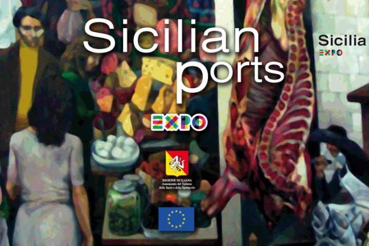 Stand Port of Sicily for the Seatrade Cruise Ship of Miami 2015